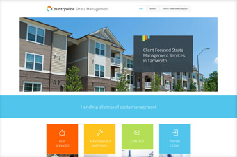 Countrywide Strata Management A fresh new design for Countrywide Strata in Tamworth.