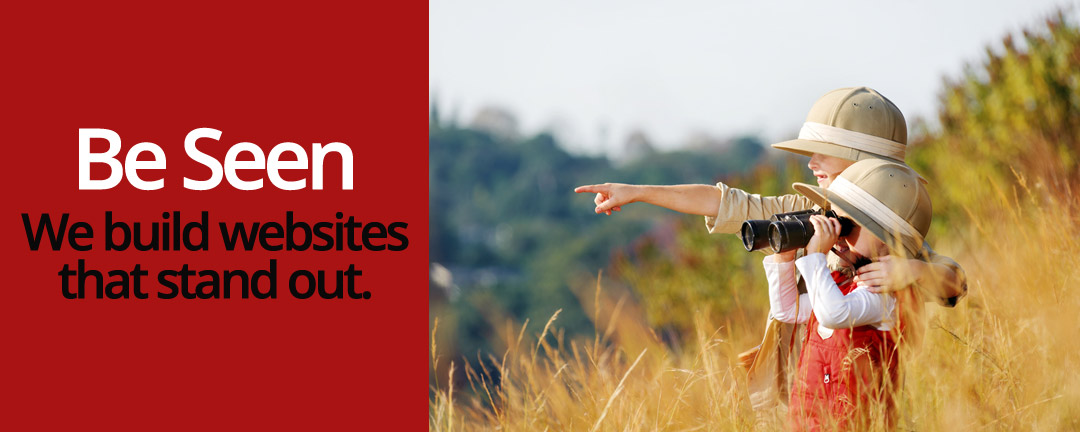 We build websites that stand out. Get a custom built website with beautiful design.